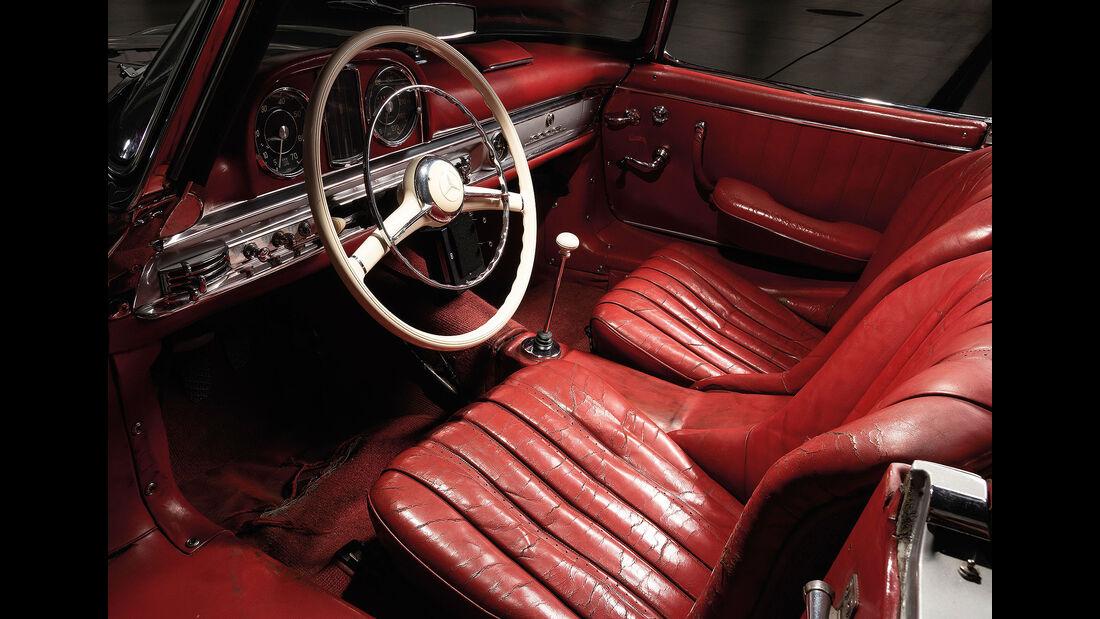 Mercedes 300 SL Roadster (1957)