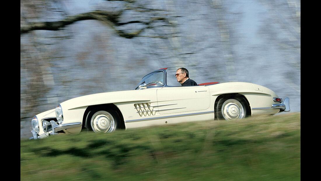 Mercedes 300 SL Roadster W 198 II (1958)