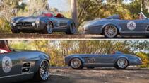 Mercedes 300 SL Speedster S-Klub Umbau Tuning AMG