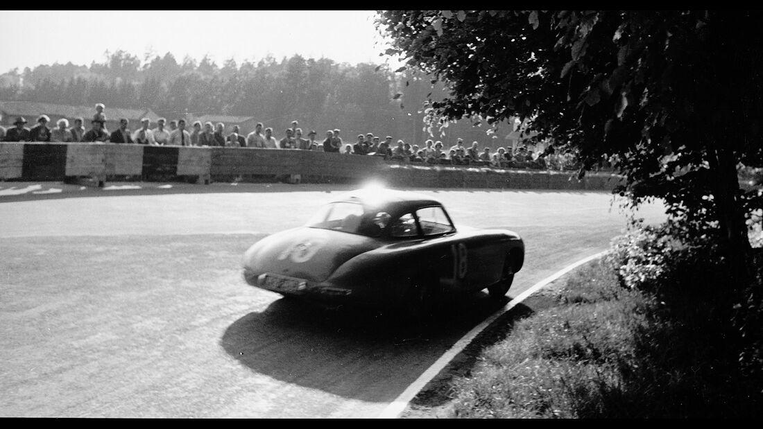 Mercedes 300 SL W 194 (1952)