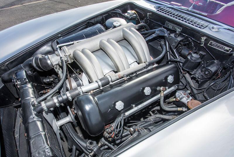 Mercedes 300 SL (W 198) Flügeltürer