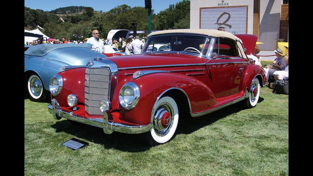 Mercedes 300 Sc Cabriolet 1956