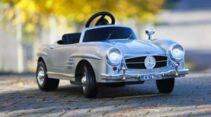 Mercedes 300SL Elektroauto