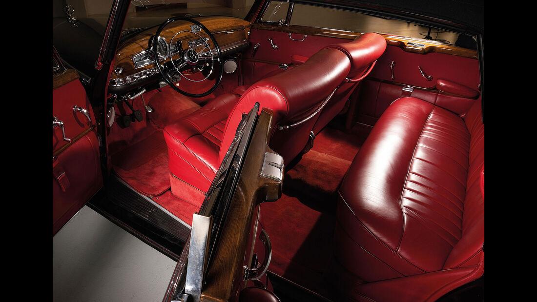Mercedes 300b Cabriolet (1954)