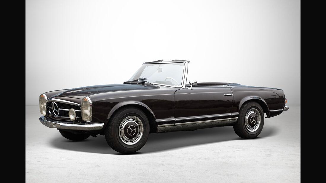 Mercedes 300d bei Auctionata-Auktion, Mercedes-Benz-Only