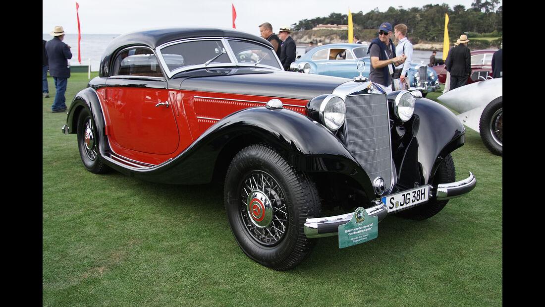 Mercedes 320 Combination Coupé 1938