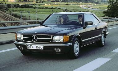 Mercedes 380 SEC