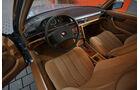 Mercedes 420 SE, Cockpit