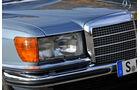 Mercedes 450 SEL 6.9, Frontscheinwerfer