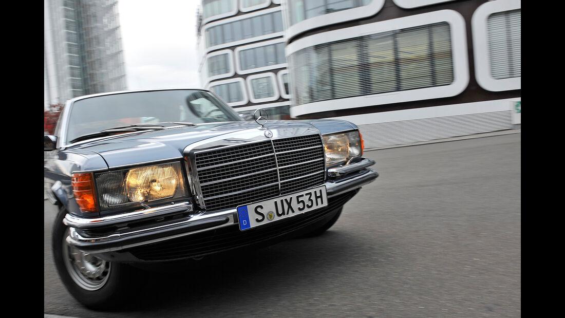 Mercedes 450 SEL 6.9, Kühlergrill