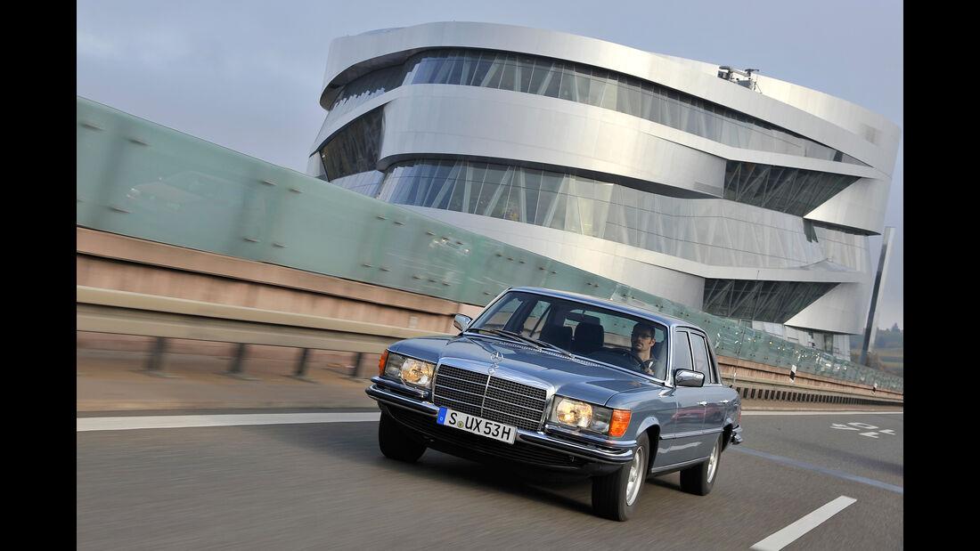 Mercedes 450 SEL 6.9, Mercedes Benz-Museum