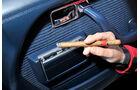 Mercedes 450 SEL 6.9, Zigarettenascher