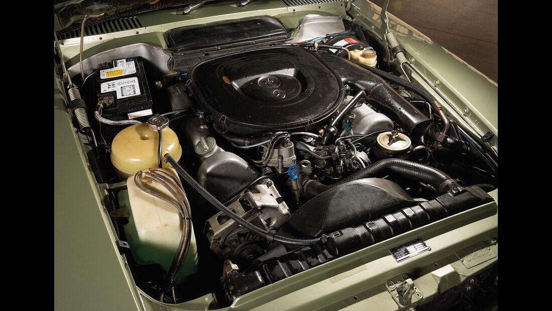Mercedes 450 SLC 1977 (C107)