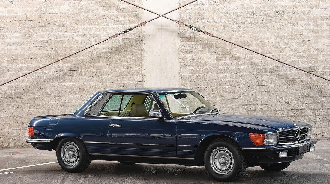 Mercedes 450 SLC 5.0 (1980)
