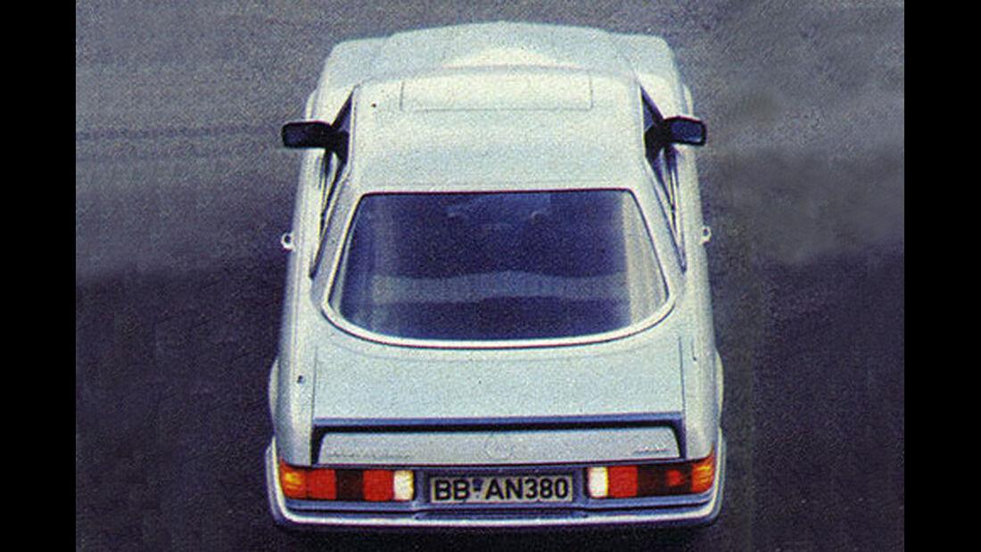 Mercedes, 450 SLC, IAA 1977