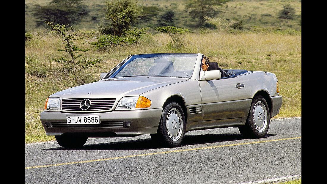 Mercedes 500 SL, R 129 (1989), Motor Klassik Award 2013