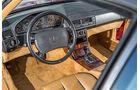 Mercedes 500 SL (R129), Cockpit