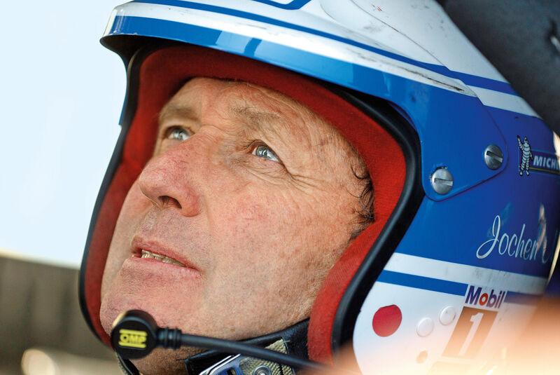 Mercedes 500 SL Rallye, Jochen Mass