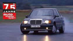 Mercedes 500E 22 1990