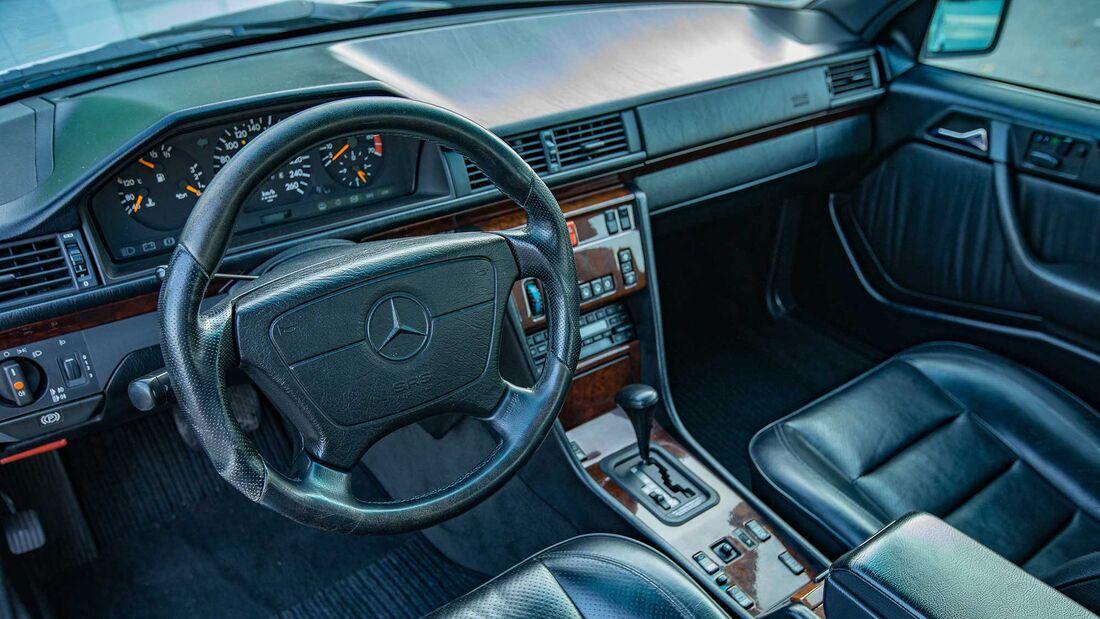 Mercedes 500E (W 124)