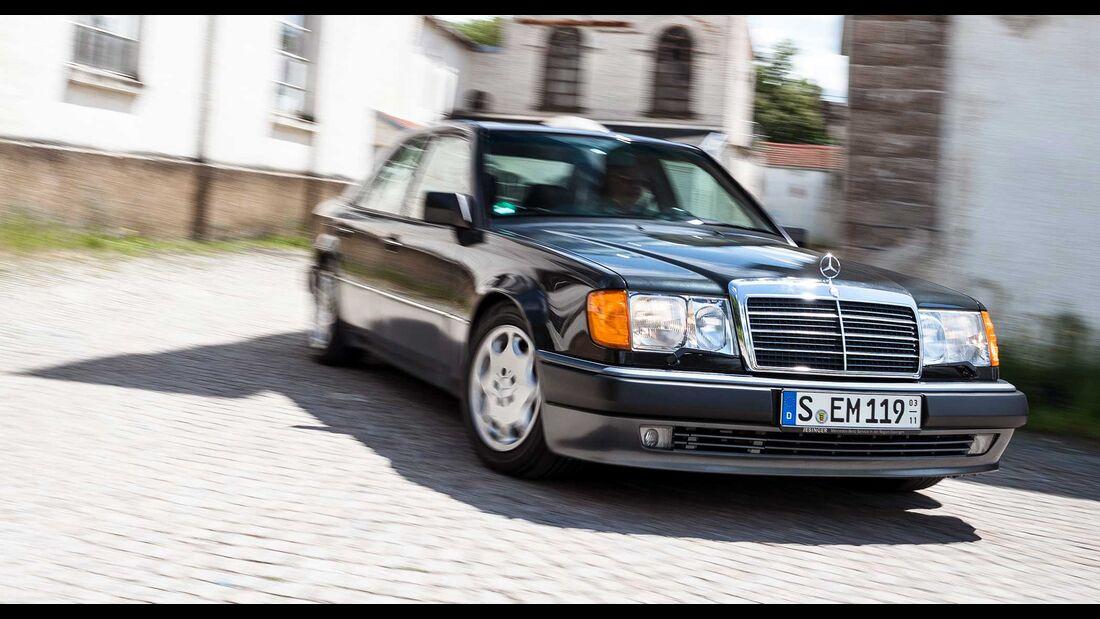 Mercedes 500E W124 (1993)