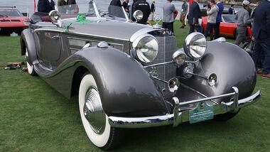 Mercedes 540 K Erdmann & Rossi Special Cabriolet 1936