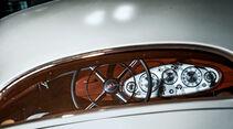 Mercedes 540 K Stromlinie, Cockpit