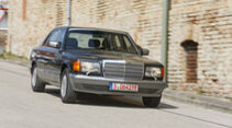 Mercedes 560 SEL, Exterieur