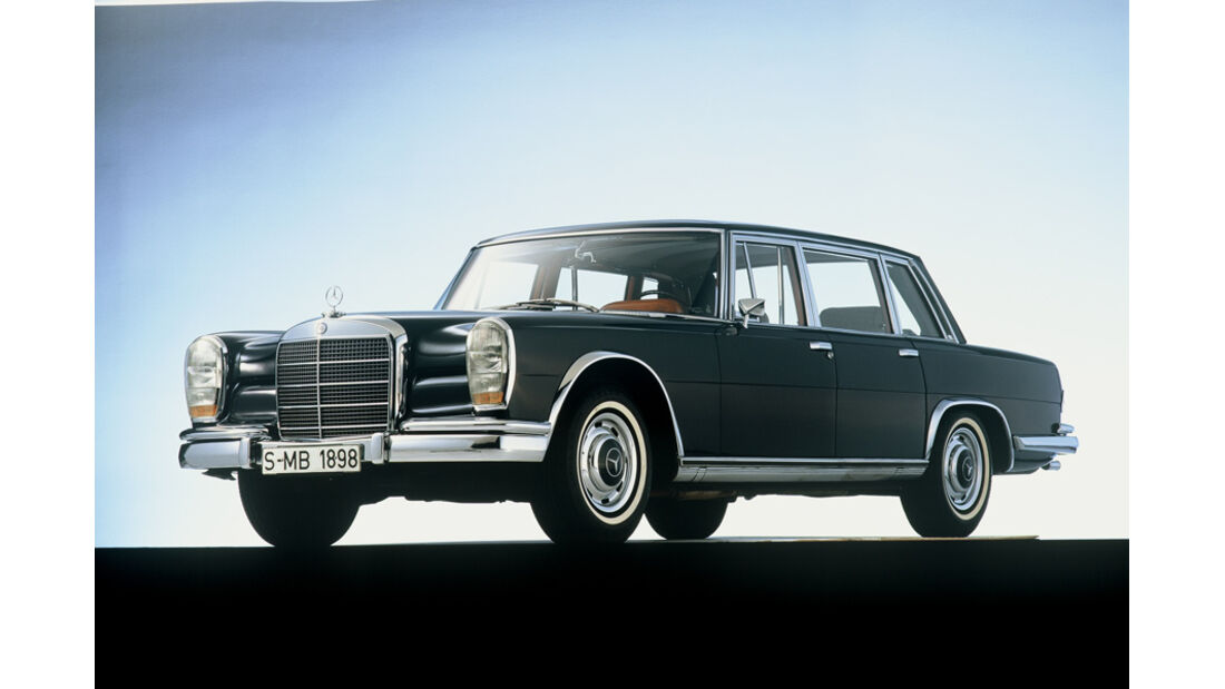 Mercedes 600 1963