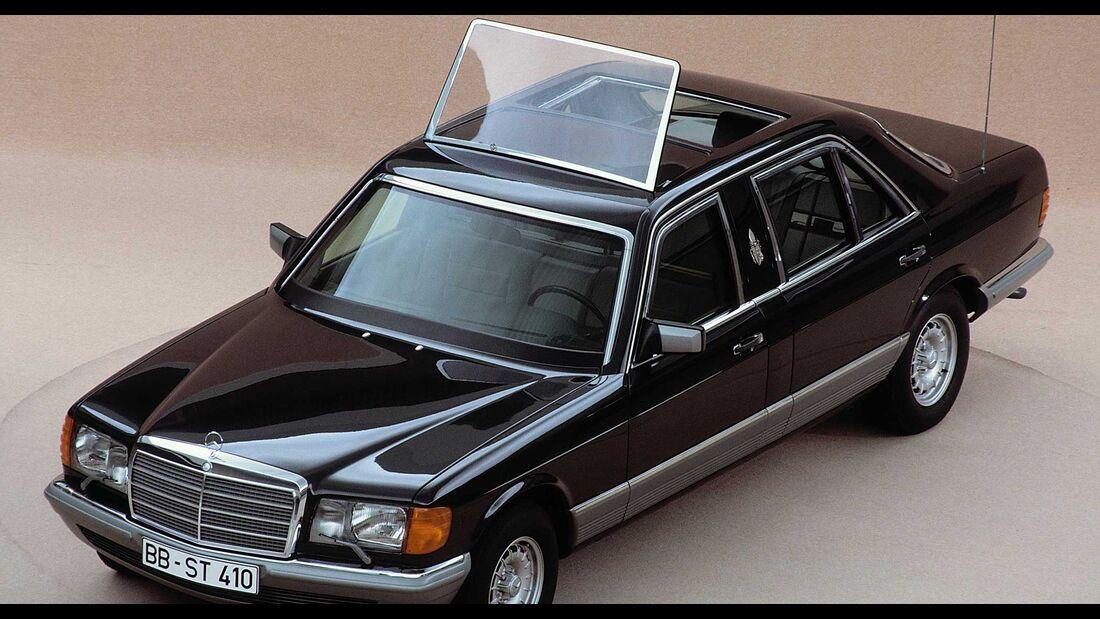 Mercedes 600 Papst (1965)