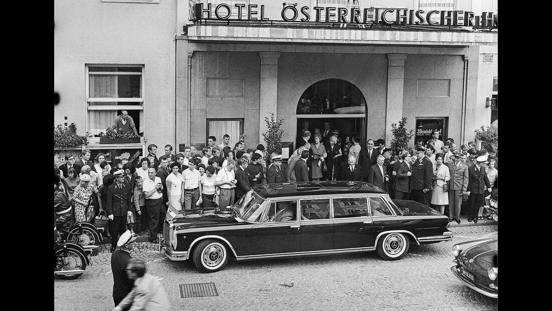 Mercedes 600 Pullman (1964) Wiesenthal