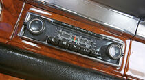 Mercedes 600, Radio