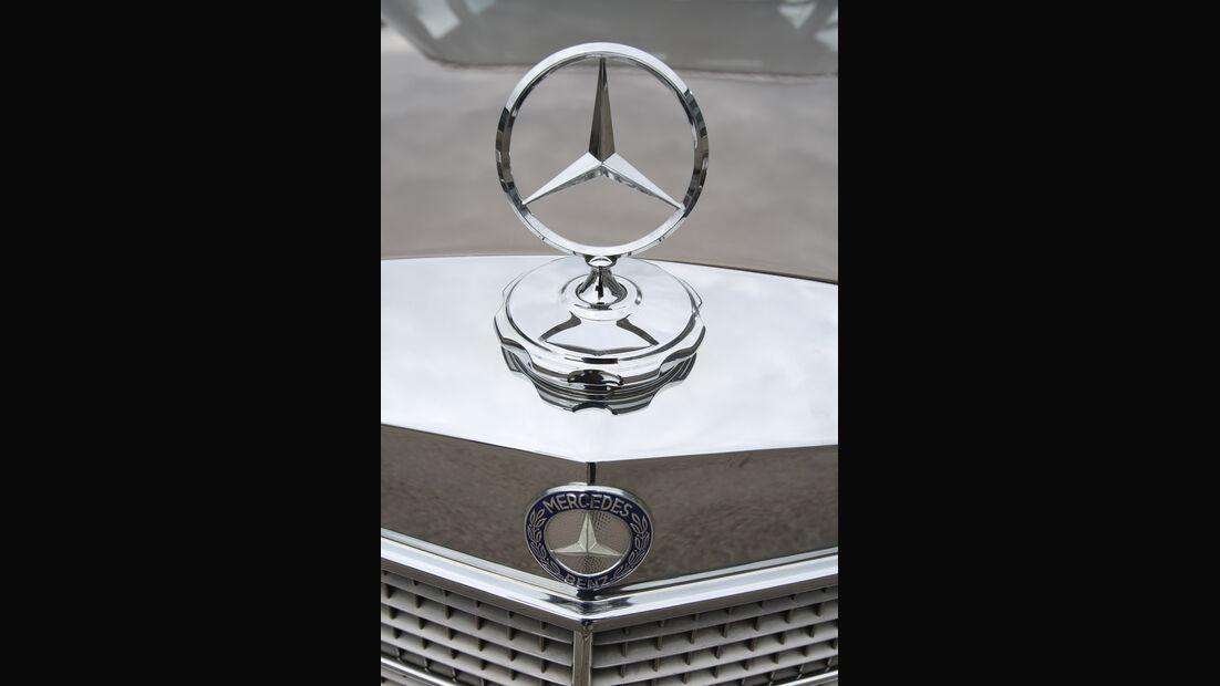 Mercedes 600, Stern