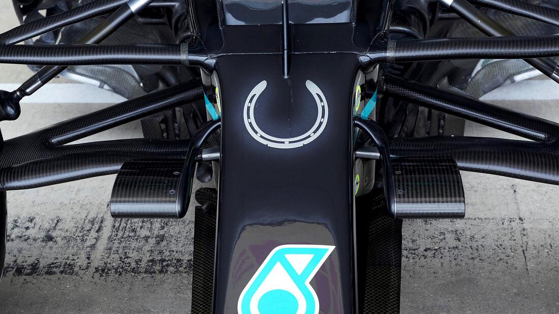 Mercedes - 70 Jahre F1 GP - Silverstone - Formel 1 - 6. August 2020