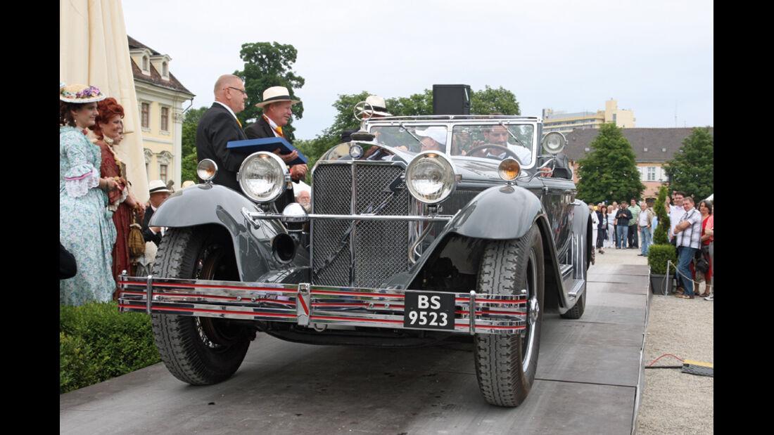 Mercedes 710, Schlumpf-Kollektion