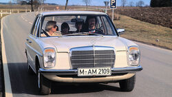 Mercedes /8 Strich-Acht