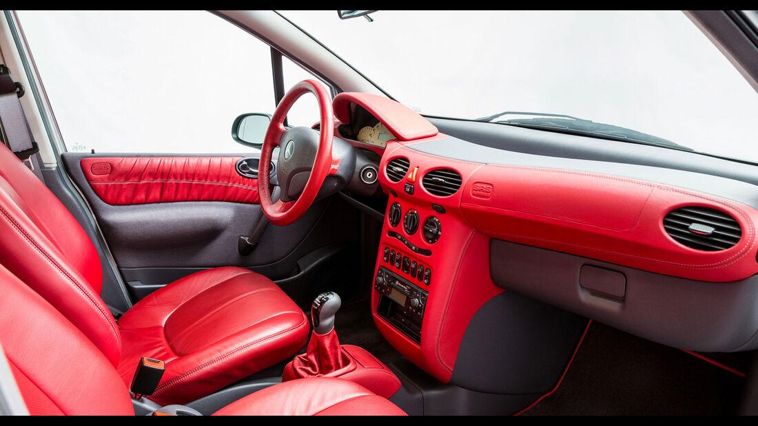 Mercedes A 160 A-Klasse (W168) Häkkinen Edition (1999)