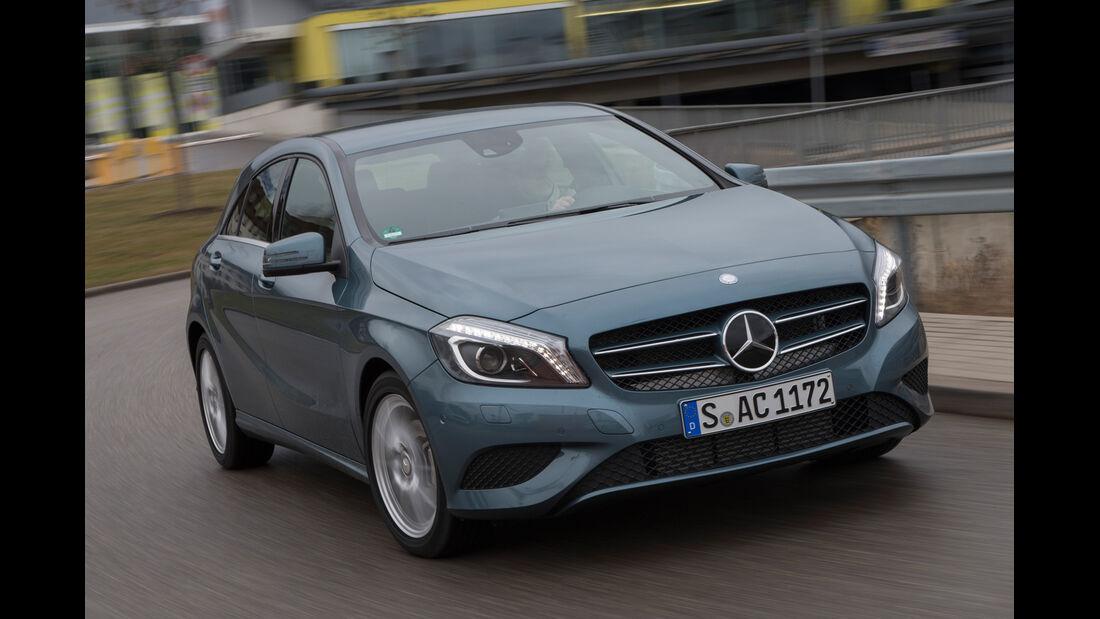 Mercedes A 160 CDI, Frontansicht