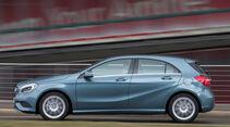 Mercedes A 160 CDI, Seitenansicht