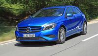 Mercedes A 180 CDI, Frontansicht