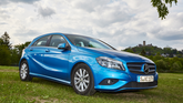 Mercedes A 180 CDI, Impression, Dauertest