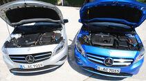 Mercedes A 180 CDI, Motoren