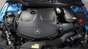 Mercedes A 180, Motor