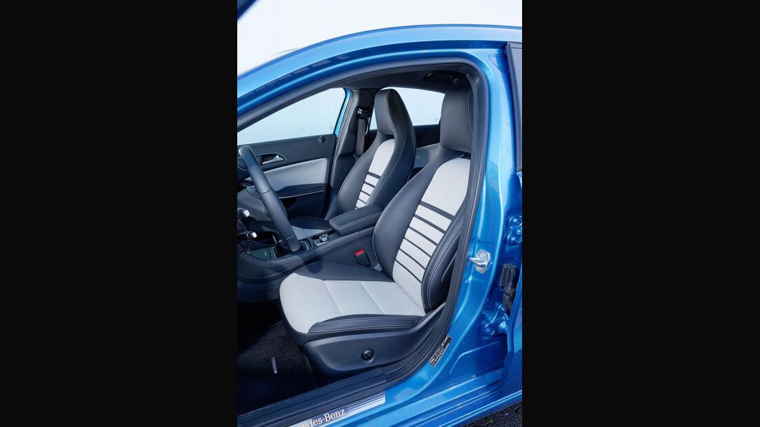 Mercedes A 180 Style Blue Efficiency Edition, Fahrersitz