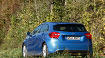 Mercedes A 180 Style Blue Efficiency Edition, Heckansicht