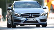 Mercedes A 200 CDI AMG Sport, Frontansicht