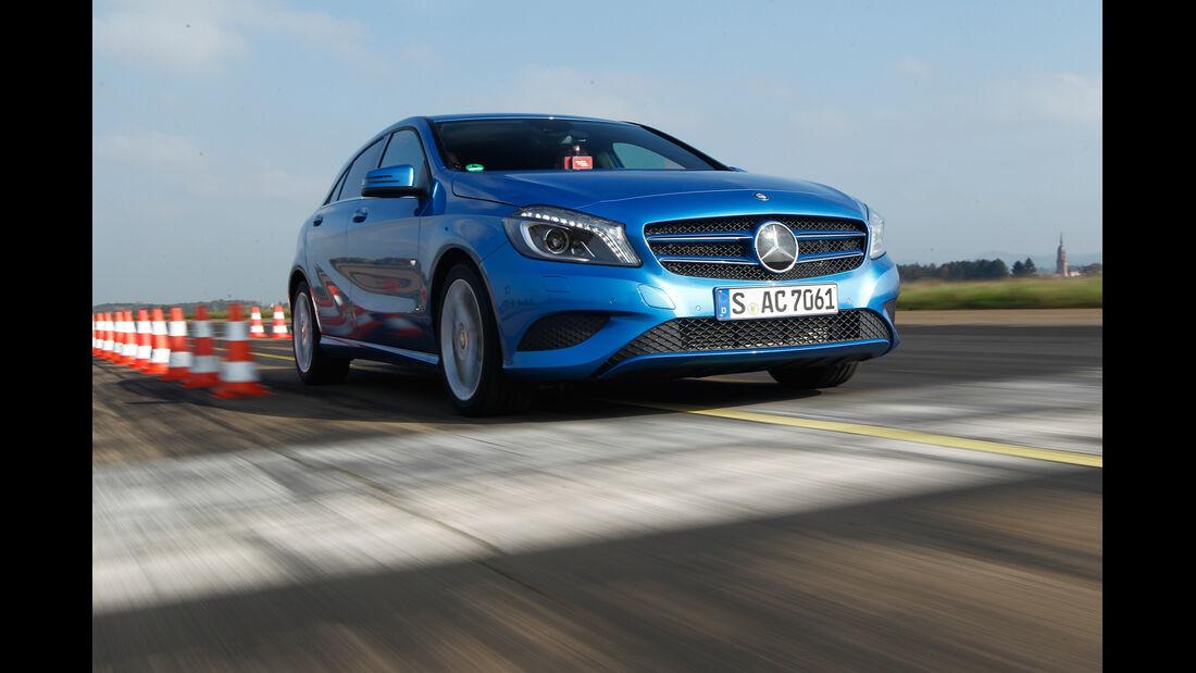 Mercedes A 200 CDI, Frontansicht