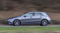 Mercedes A 200 d Progressive, Exterieur