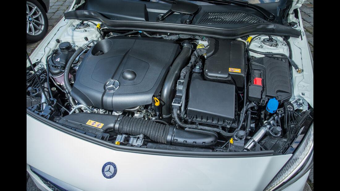 Mercedes A 220 d, Motor