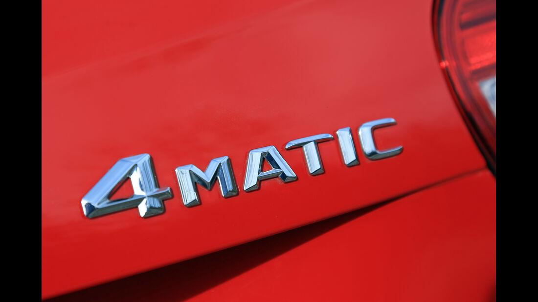 Mercedes A 250 4Matic, Typenbezeichnung